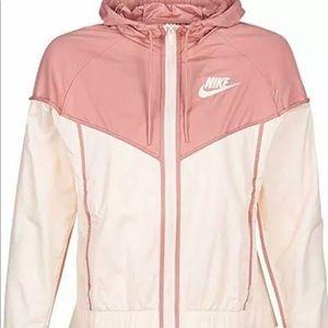 Nike Windrunner Windbreaker Womens Jacket Rare Med